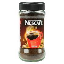 雀巢 Nestle 醇品100%纯咖啡 200g/瓶  12瓶/箱 12瓶/箱