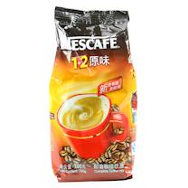雀巢 Nestle 原味1+2速溶咖啡 700g/袋  12袋/箱 (补充装)