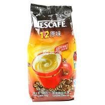 雀巢 Nestle 原味1+2速溶咖啡 700g/袋  12袋/箱 (补充装12袋/箱)