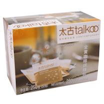 太古 taikoo 金黄咖啡调糖包 5g/包 50包/盒