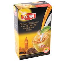 立顿 Lipton 奶茶 19g/条  10条/盒 24盒/箱 (绝品醇系列英式金装)