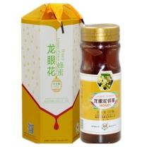卓津 龙眼花蜂蜜 500g