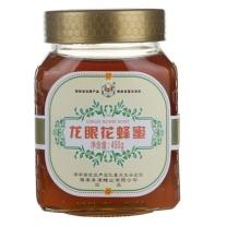 卓津 龙眼花蜂蜜 450g