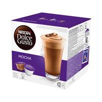 雀巢 Nestle 胶囊咖啡机胶囊 16粒/盒 (摩卡)(适用机型 德龙EDG626、EDG606、EDG456 3盒/箱)