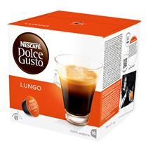 雀巢 Nestle 胶囊咖啡机胶囊 16粒/盒 (大杯)(美式浓黑咖啡)(适用机型 德龙EDG626、EDG606、EDG456 3盒/箱)