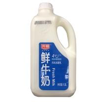 光明 鲜奶 1.5L/桶  (利乐PDC试验产品)