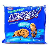趣多多 巧克力曲奇 285g/袋  12袋/箱