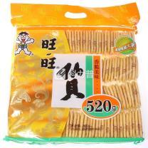 旺旺 WantWant 仙贝 520g/袋  6袋/箱