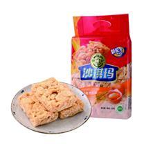 徐福记 鸡蛋沙琪玛 525g/袋  12袋/箱