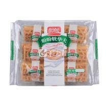 盼盼 软华夫 168g/袋  (原味 12袋/箱)