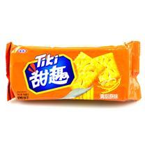 甜趣 韧性饼干 100g/袋  40袋/箱 (清甜原味40袋/箱)