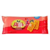 康师傅 Master Kong 美味酥咸饼干 85g/袋  24袋/箱 (什锦烧烤味24袋/箱)