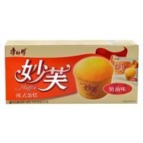 康师傅 Master Kong 妙芙蛋糕 96g/盒  24盒/箱 (奶油味24盒/箱)