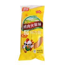 双汇 Shuanghui 鸡肉火腿肠 225g/袋  10袋/箱 10袋/箱