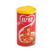 银鹭 桂圆八宝粥 360g/罐  12罐/箱 6箱/箱