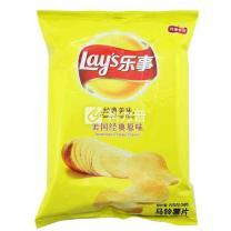乐事 薯片 70g/袋  (原味22包/箱)