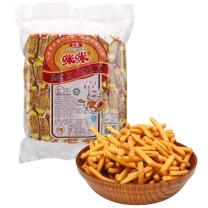 咪咪 正宗马来西亚风味 虾条 20g/包 40包/袋  12袋/箱