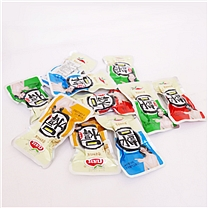 口水娃口水豆干香辣味  (22g/包 20包/盒 20盒/箱)