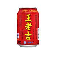 王老吉 凉茶 310m 12罐/箱 礼盒装