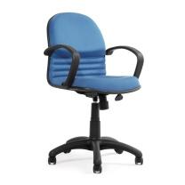 东港 中背职员椅 B803B W600*D500*H950-1000mm (蓝色) 江浙沪含运,其他外省市运费另询.2把起订