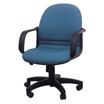 顺华 职员椅布椅 SH-406 W600*D500*H950-1000mm (颜色可定制)