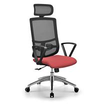 恩荣 b-chair 主管网椅 JG9011S33GDA W600xD550xH1180-1270mm 有扶手