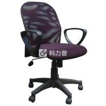 顺华 职员椅网椅 SH-643E W585*D500*H820-920mm (黑色)