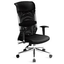 恩荣 b-chair 高背网背椅 JG309122GF W640xD600xH1150-1240mm