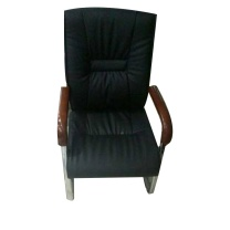 恩隆 ENLONG 西皮会议椅 H985*W490*D500 (黑色)