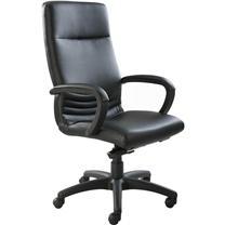 顺华 西皮椅 SH1561A W630xD720xH1130-1220mm (黑色)