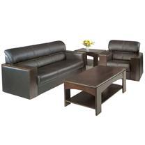 顺华 双人位沙发牛皮 SH-884B W1450*D760*H800mm