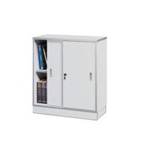 顺发 SF 推拉门矮柜 WJ-1538-1 W800*D400*H800mm (灰白色)