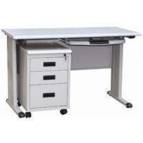 恩隆 ENLONG 单柜办公桌 ZX-085 1200*650*750mm