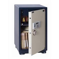 永发 YF 3C认证电子式防盗保险柜 D-95BL3C 1020*500*450mm (白色箱体蓝) 上海地区含运,外省市运费另询.