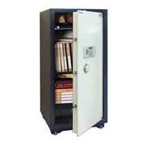 永发 YF 3C认证电子式防盗保险柜 D-150BL3C 1570*600*565mm (白门箱体蓝) 上海地区含运,外省市运费另询.
