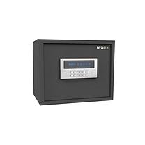 晨光 M&G 指纹密码保险箱 FDX-4/D-35A8 AEQ96734 H350*W430*D350mm (灰黑色)