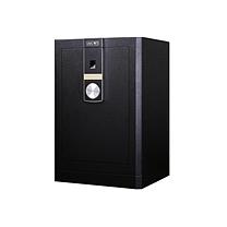 得力 deli 指纹式保险箱 4052 (黑色)