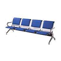 恩隆 ENLONG 加皮四人位机场椅 W2300*D650*H780 上海市外运费另询