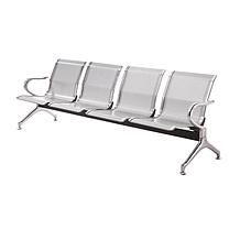 恩隆 ENLONG 四人位机场椅 W2300*D650*H780 上海市外运费另询