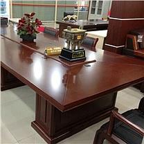 国产定制 高档商务会议桌 (6000x2000x760mm,不含安装,最大可定制14m)