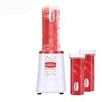 诺思得其 Nostalgia Electrics 诺思得其 Nostalgia Electrics 榨汁机原汁机 可口可乐系列便携式果汁家用搅拌机料理机双杯Sb20ck