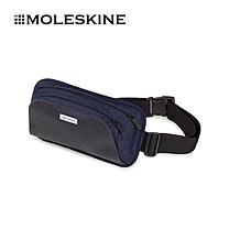 moleskine MOLESKINE 腰包男士 轻便户外运动休闲斜挎包 游牧者牛仔胶囊系列5195