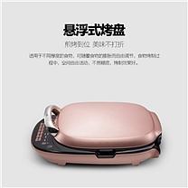 美的(Midea)电饼铛家用早餐机上下盘可拆卸烙饼机全触控面板煎烤机多用途锅MC-JSY30A