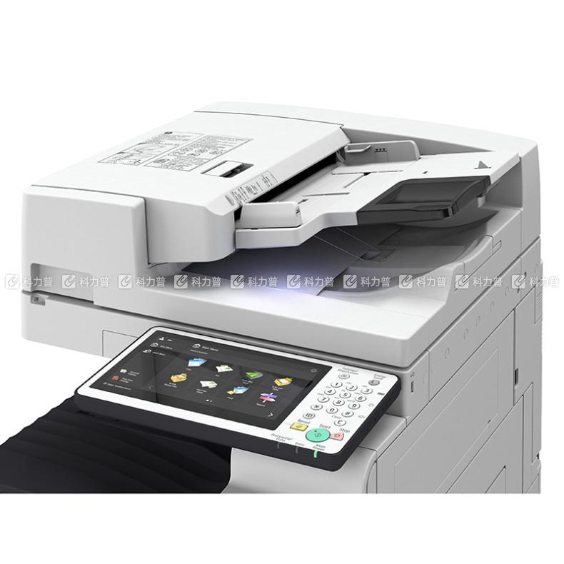佳能 Canon A3彩色数码复印机 IR-ADVC5560  (复印/网络打印/网络扫描/标配WiFi/红头专色/双面同步扫描输稿器/双纸盒/工作台)