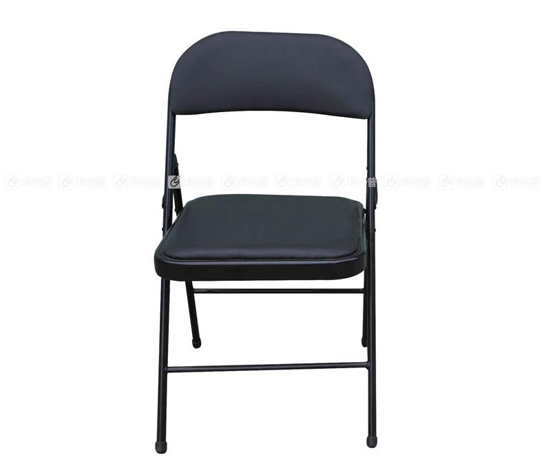 顺华 折叠椅仿皮椅 SH-256B W440*D440*H440/780