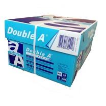 达伯埃 Double A 复印纸 A4 70G 210*297mm 8包
