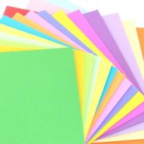 国产 彩色复印纸 A4 80g (混色) 100张/包 (不同批次有色差,具体以实物为准)
