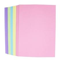 金丝雀 彩色复印纸 A4 80g (粉红色) 500张/包 (5包整箱订)