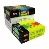 金丝雀 彩色复印纸 A4 80g (黄色) 500张/包 5包/箱