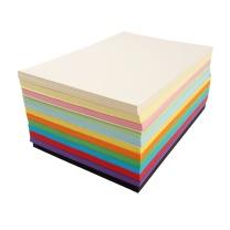 文仪易购 OAEGO 彩色复印纸 A4 80g (粉红色) 100张/包